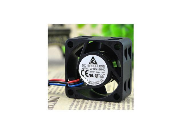 for Delta EFB0405MA 4010 5V 0.15A 4CM 3-Wire Switch Cooling Fan