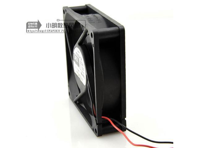 New original permanent FOR MAGIC MGT6012UB-W25 DC12V 0.38A four-wire double ball Cooler fan