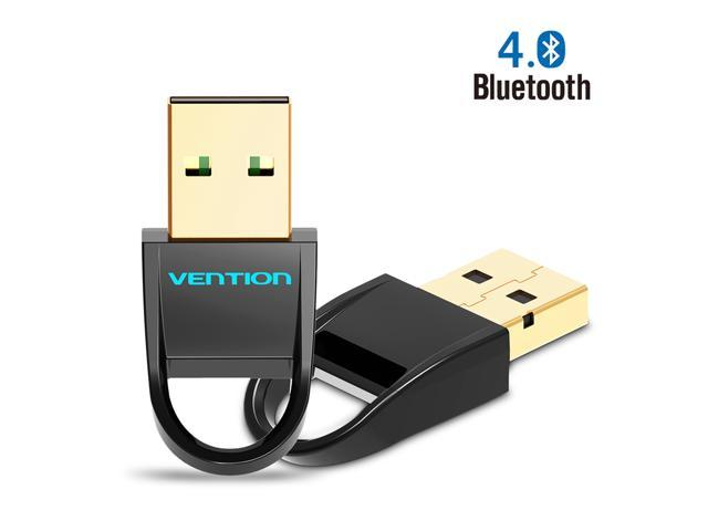 4.0 USB Bluetooth Audio Adapter Receiver for Laptop Windows 8//10 Mac Linux