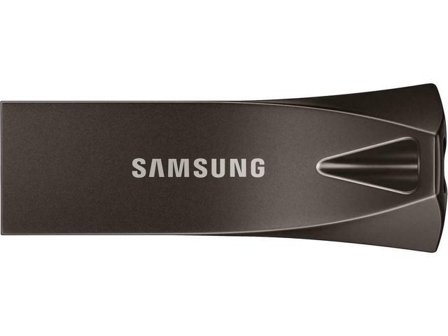 SAMSUNG 32GB BAR Plus (Metal) USB 3.1 Flash Drive, Speed Up to 200MB/s (MUF-32BE