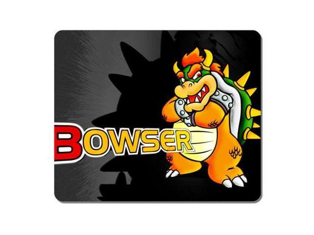Customized Mousepad Bowser Mario Gaming Mouse Pad Mouse Mat Size:9