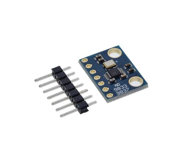 AD9833 Programmable Microprocessors Serial Interface Module Sine Square  Wave DDS Signal Generator Module for Arduino - Newegg com