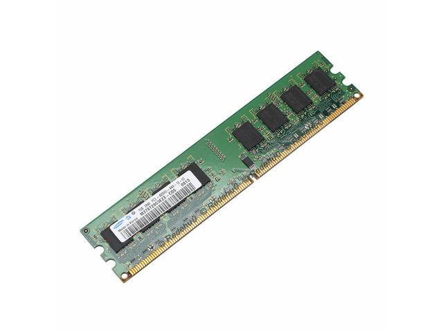 For Samsung DDR2 1GB 240Pin Desktop 533Mhz PC2-4200 RAM Non-ECC Dimm Memory SL07