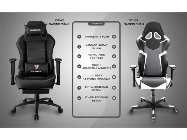 Strange Uomax Gaming Chair Reclining Rocking Office Chair For Ncnpc Chair Design For Home Ncnpcorg