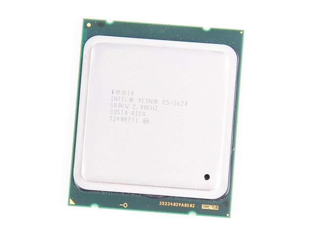 Intel Xeon SR0KW E5-2620 2.0GHz 15MB 6-Core Processor