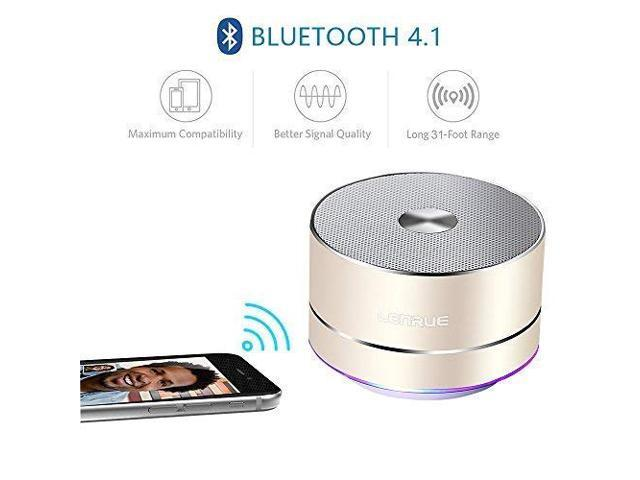 Speakers,Portable Wireless Bluetooth Speaker with Built-in-Mic,Handsfree  Call,AUX Line,TF Card,HD Sound and Bass for iPhone Ipad Android Smartphone
