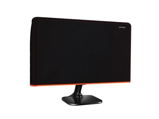 Monitor Accessories Covers 27 to 28 inches Pawtec Premium Flat ...