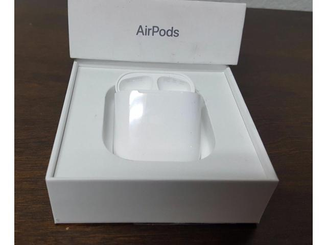 Apple Airpods Replacement Charging Case Mmef2ama No Earbuds Airpod