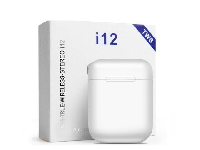 I12 Tws Bluetooth 5 0 Earbuds Wireless Headphones Earphones For Iphone Android Newegg Com