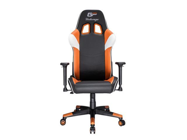 Astonishing Victorage Gaming Chair Desk Chair Office Chair Pvc Leather Ergonomic Integrated Auto Seat Frame Comfortable Rocking Function Racing Seat Andrewgaddart Wooden Chair Designs For Living Room Andrewgaddartcom