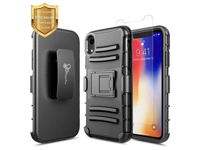 heavy duty full body iphone xr case
