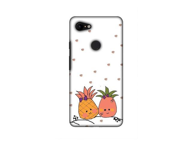 AMZER Ultra Slim Hard Shell Designer Case for Google Pixel 3 - Pineapple  Blush - Newegg com