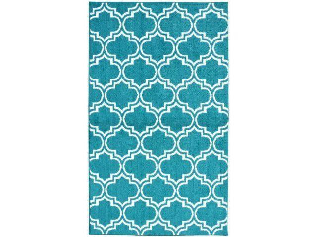 Garland Rug Silhouette Area Rug, 5 by 7