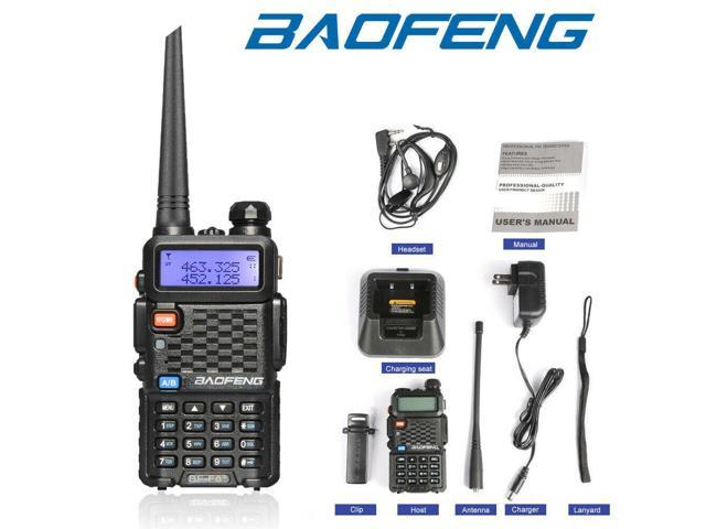 Baofeng Desktop Charger for Baofeng Two Way Radio Baofeng UV-82 TIDRADIO UV-82
