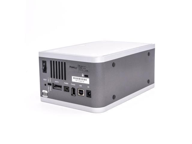 eSATA Firewire 800 Desktop External HD 0G00274-N Hitachi 4TB G-RAID USB 2.0