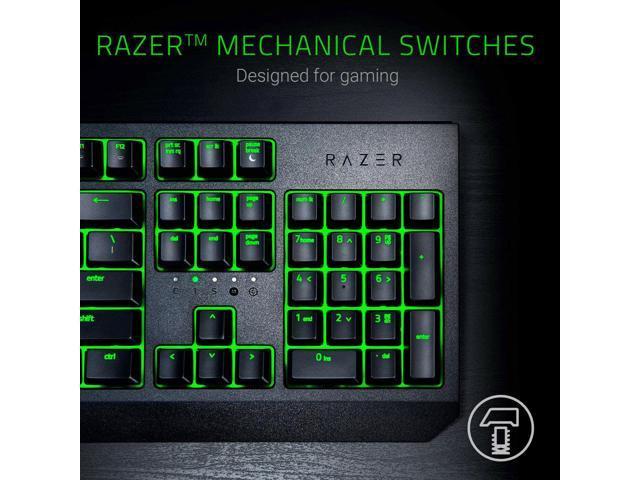 Razer BlackWidow Essential Esports Gaming Keyboard - Newegg com
