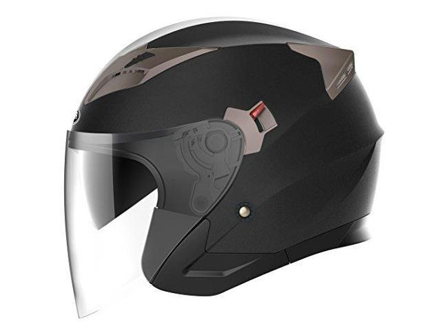 YEMA Helmet Visor Face Shield for YM-627 Clear