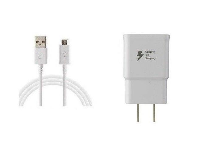 Fast Adaptive Rapid Wall Charger For LG V10, STYLO 2 PLUS, STYLO 3, K20  PLUS - Newegg com