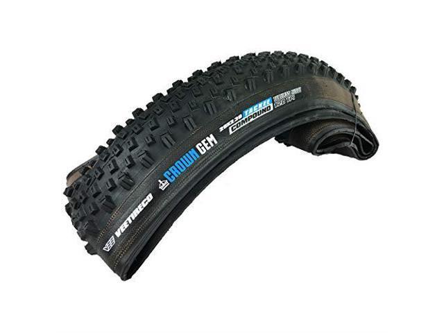 """2 Vee Rubber 24x1 1//4/"""" Vee Tire Bike Tire Bicycle Inner Tube 40mm Presta Valve"""