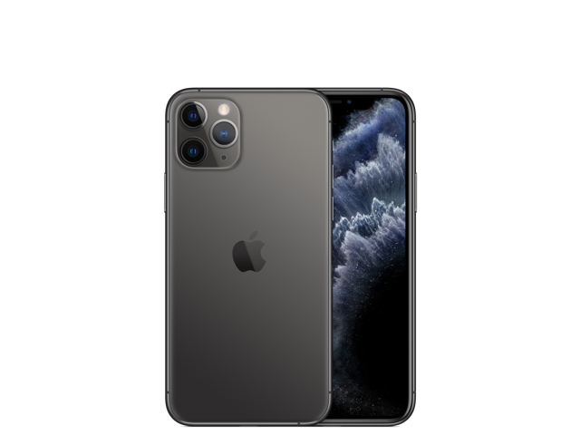 Apple - iPhone 11 Pro 64GB - Space Gray (Unlocked)