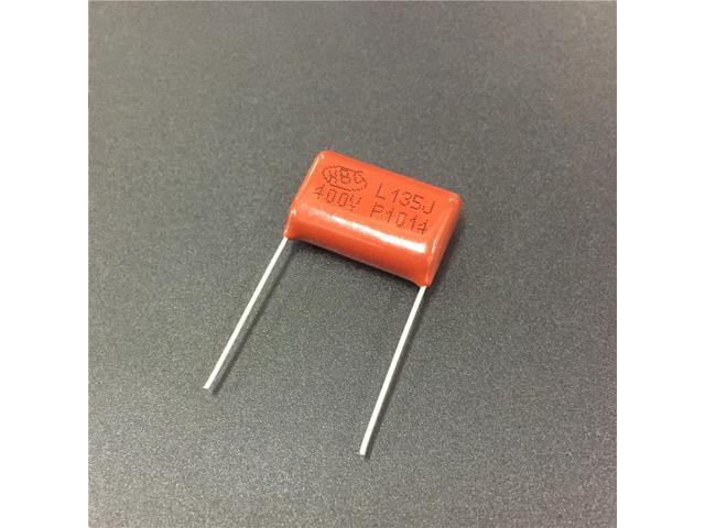 10PCS CBB 684J 400V CL21 0.68UF 680NF P20 Metallized Film Capacitor