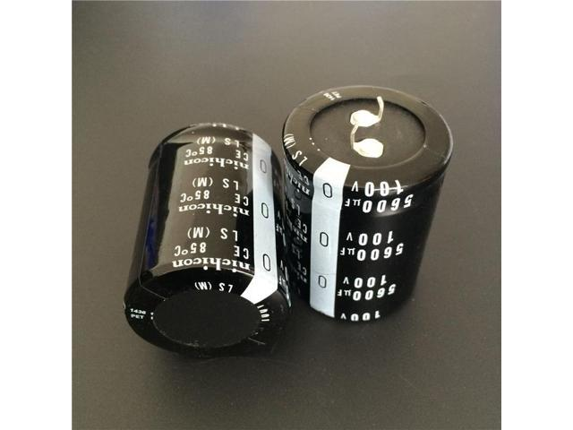 10PCS 680uf 250v Nichicon LS 30x30mm 250V680uF Snap-in PSU Capacitor