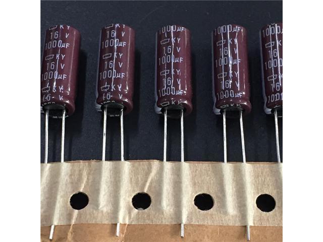 100pcs 2.5V 330UF 2.5V Sanyo SEPC 5X9mm Super Low ESR solid capacitor PC repair