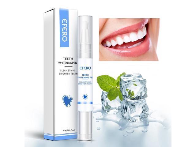 Teeth Whitening Pen Tooth Gel Whitener Bleach Remove Stains Teeth