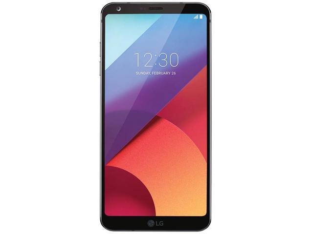 LG G6 64GB 4G LTE Single Sim Unlocked Astro Black
