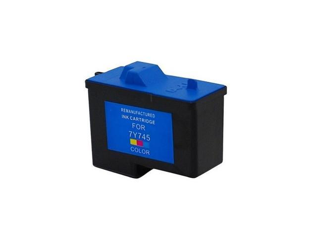 Series 5 Equivalent to Dell M4646 SuppliesMAX Compatible Replacement for CIG114962 Color Inkjet