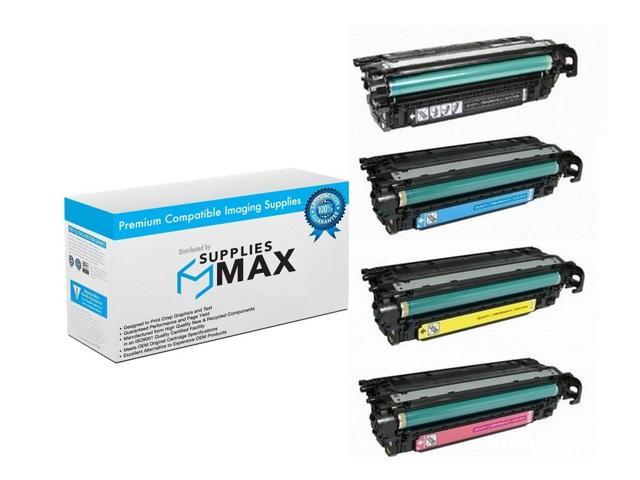 2-Pack Compatible Black Toner Cartridge Replacement for HP 653X 653A CF320X Printer Toner use for HP Laserjet M680dn M680f M680z M675 M680 Series Printer