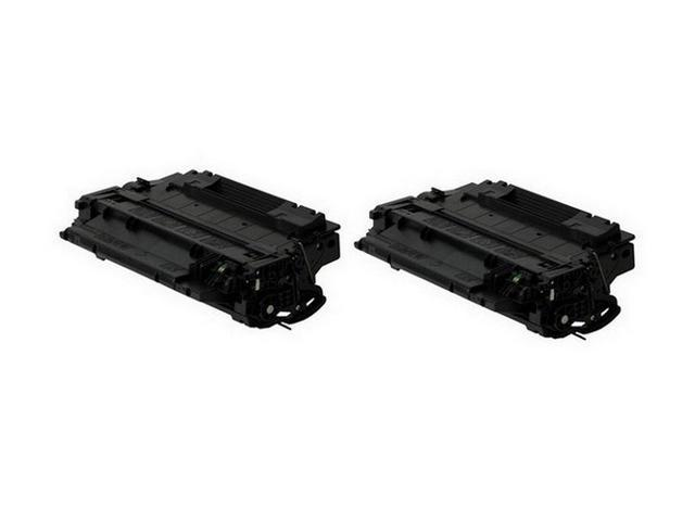 CRG-724/_2PK SuppliesMAX Compatible MICR Replacement for Canon LBP-6700//6750//6780 Black Toner Cartridge 2//PK-6000 Page Yield