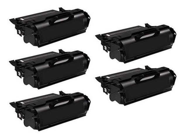 X651H31E/_2PK SuppliesMAX Compatible Replacement for Lexmark X651//X652//X654//X656//X658 High Yield Toner Cartridge 2//PK-25000 Page Yield