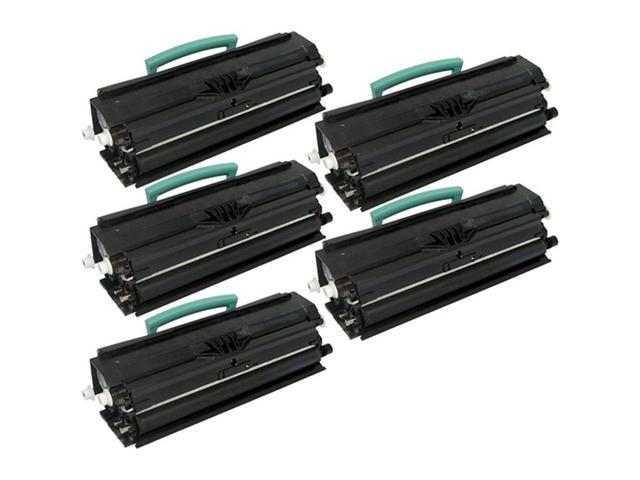 X463H11G/_3PK SuppliesMAX Compatible Replacement for Lexmark X463//X464//X466 High Yield Toner Cartridge 3//PK-9000 Page Yield