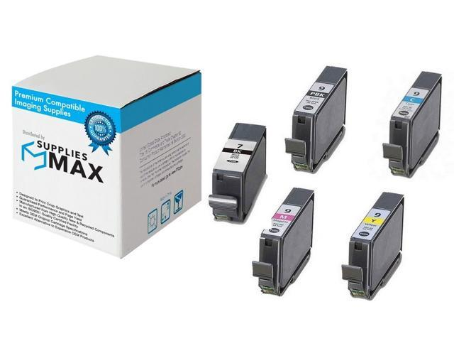 SuppliesMAX Compatible Replacement for Canon PIXMA iP-3600//4700//MP-560//640//860//990 Inkjet Combo Pack 6-BK//2-C//M//Y PGI-520/_4PK//CLI-521MP/_2PK