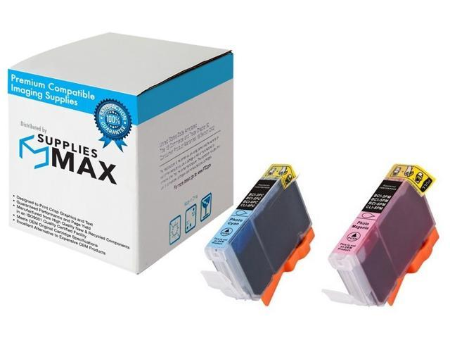 PGI-9 SuppliesMAX Compatible Replacement for Canon PIXMA Pro 9500 Inkjet Combo Pack 1033B012 MBK//PC//PM//R//G-930 Page Yield