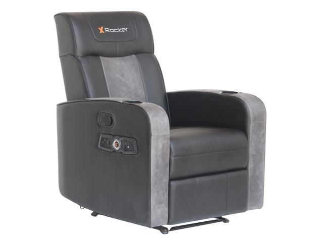 X Rocker Premier Recliner 2.1 Dual Audio