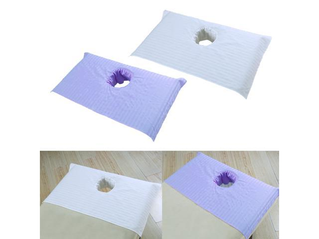 2x Soft Beauty Massage Spa Treatment Bed Cover Sheet With Breath