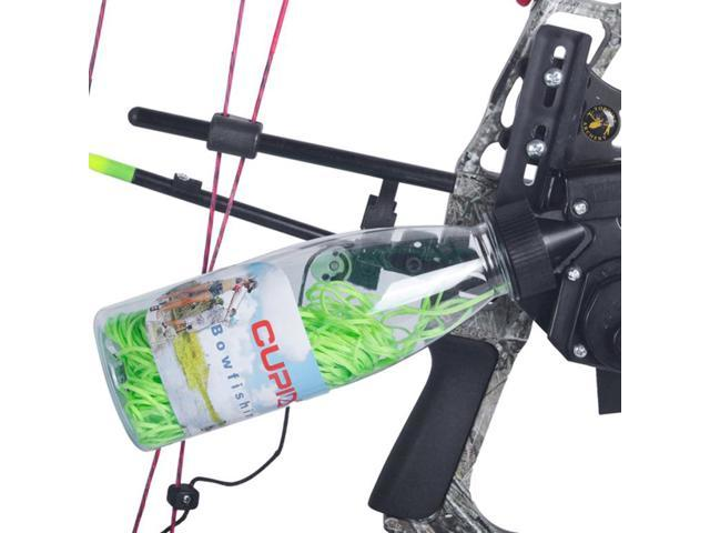 Pro Bow Fishing Reel Replacement Bowfishing Tool for Compound Recurve Bow