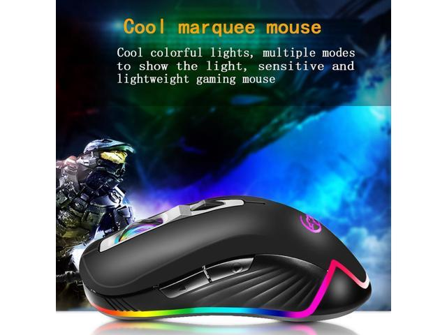 SELCNG Programming Cable Esports Mechanical Gaming Mouse