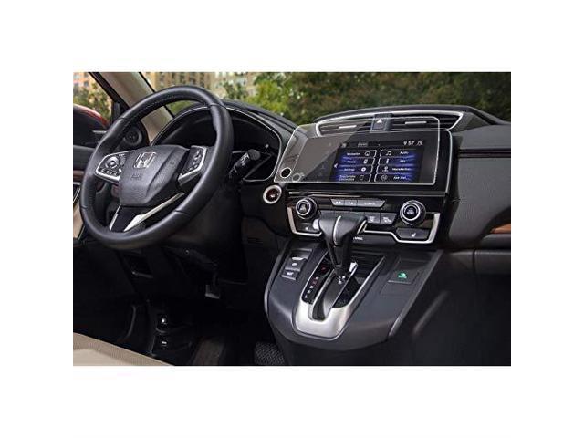 Heat Proof Anti Glare Scratch Fingerprint Navigation Protection Tempered Glass KYKR Premium Honda CRV Screen Protector EX EX L Touring 2017 2018 2019 2020