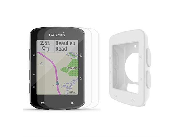 White Garmin Edge 520 Silicone Case