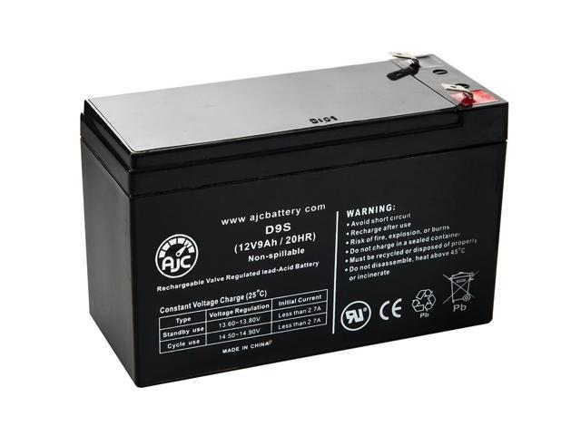 APC Smart-UPS 1500VA Rack TWR SURTA1500RMXL2U 12V 9Ah UPS Battery This is an AJC Brand Replacement