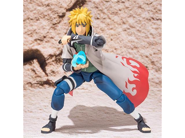 Naruto Shippuden Namikaze Minato PVC Action Figure Collectible Model Toy