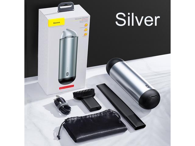 Baseus Portable Car Vacuum Cleaner Wireless Handheld Auto Vaccum 5000Pa Suction