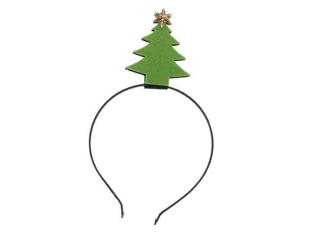 4x CHRISTMAS HEADBAND-IDEAL FOR ADULT//KIDS CHRISTMAS PARTIES