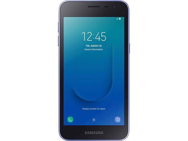 Samsung Galaxy J2 2018 16gb Sm J260t1 Metro Pcs Single Sim Black Newegg Com