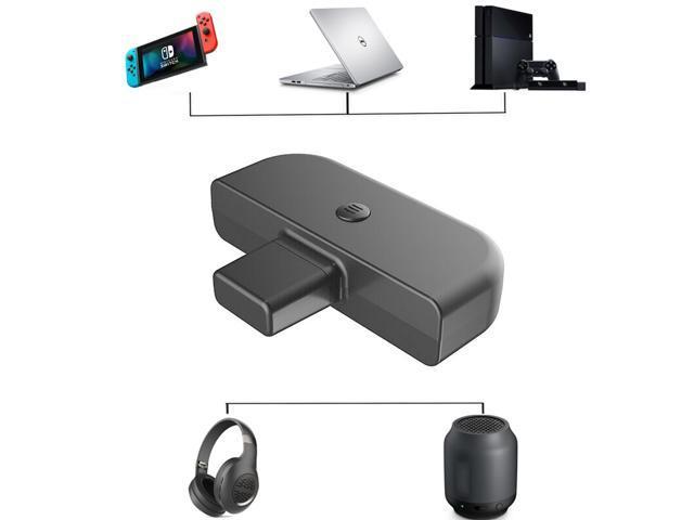Tpye-c to USB Bluetooth Adapters Bluetooth 5.0 Wireless Transmitter  Bluetooth headset or Bluetooth speaker Audio Adapter For Nintendo  Switch/Lite/PS4/PC - Newegg.com