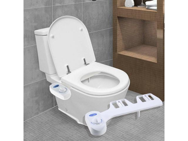 Bidet Fresh Water Spray Mechanical Bidet Toilet Seat Attachment Non Electric Bidet Sprayer Mechanical Muslim Shattaf Washing Newegg Com