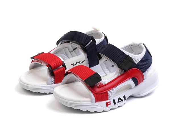 Children'S Sandals Matching Boys And